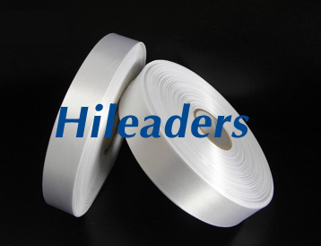 Polyester single face satin ribbon