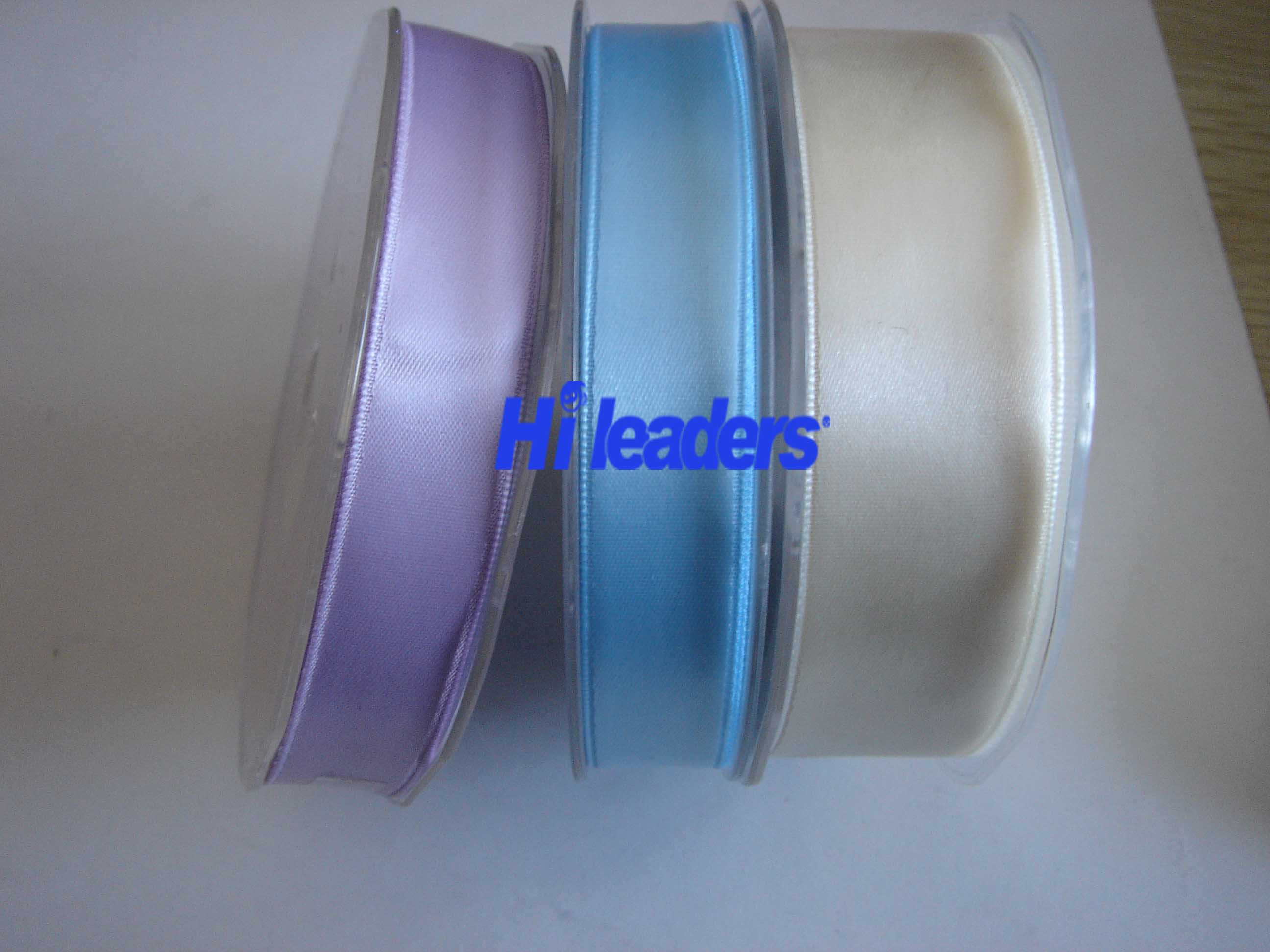 Decorative Double face satin ribbon