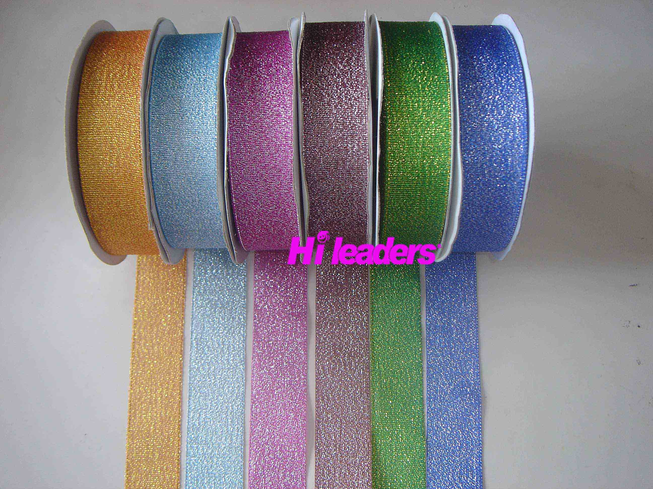 Colourful Metallic Ribbon