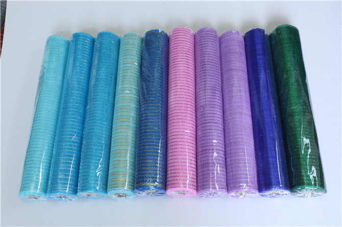 Fashion Deco Fabric Mesh Rolls