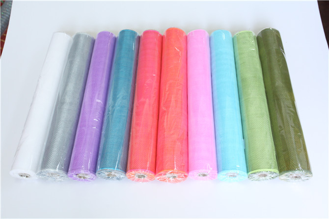 Soild Color Gift Packing Ribbon Roll