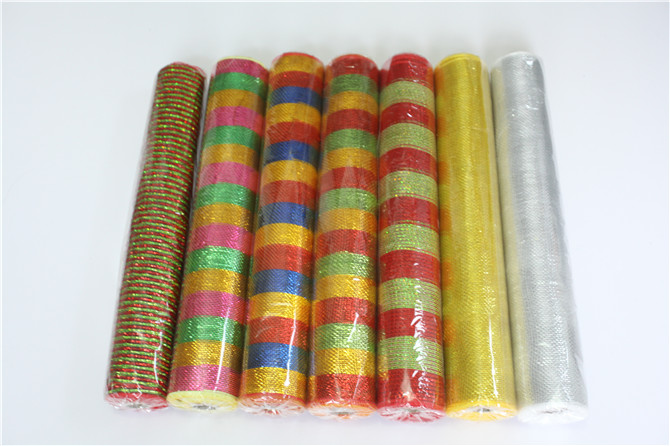 Glitter Wrapping Ribbon Roll