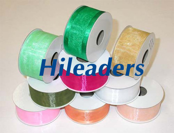 Decorative Organza ribbon
